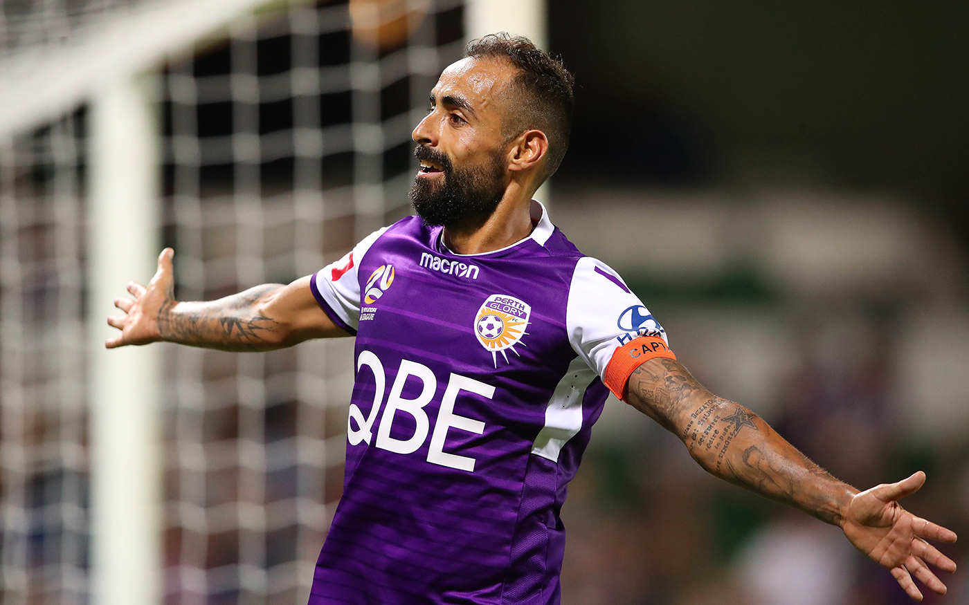Grand Finalists and Premiers Perth Glory dominate PFA Team of the